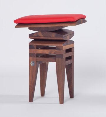 Stuhl für gesundes sitzen