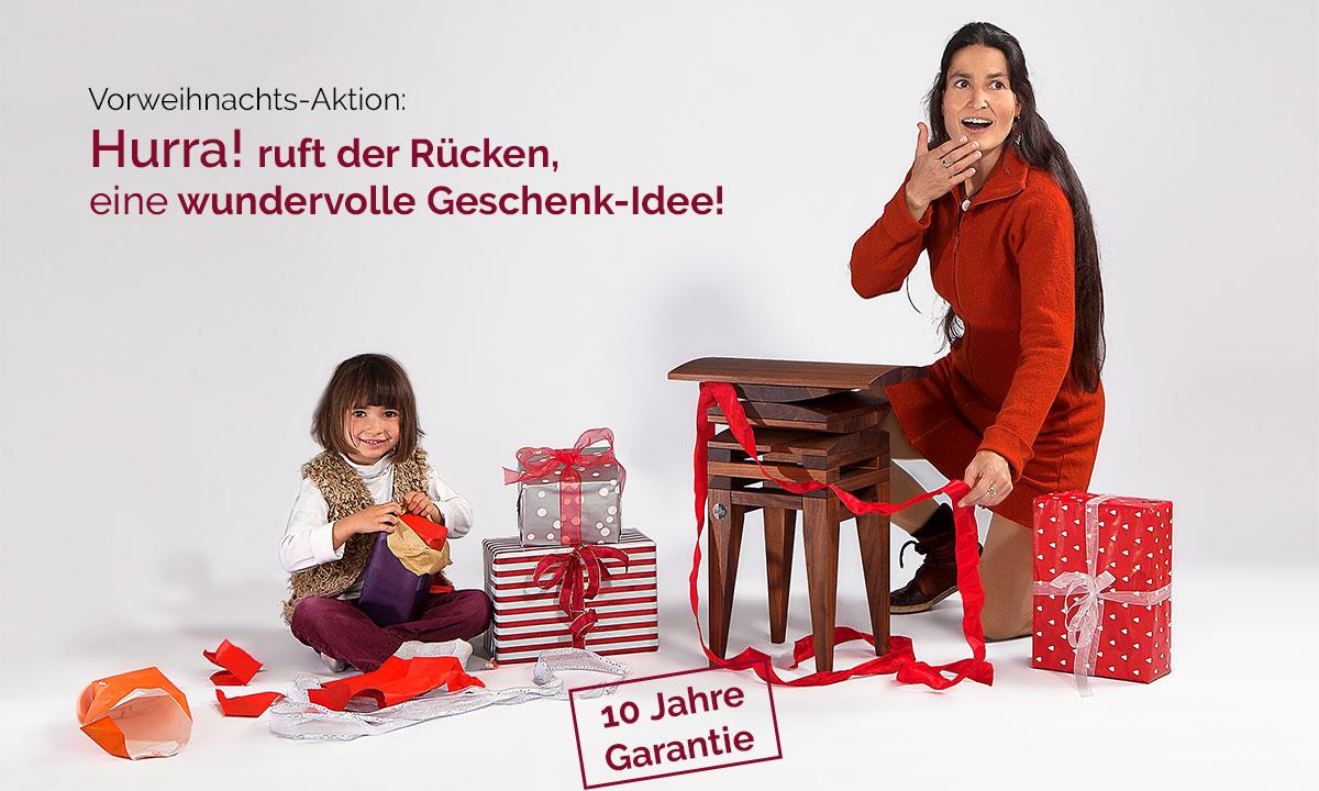 Ergonomischer Stuhle zu Weihnachten