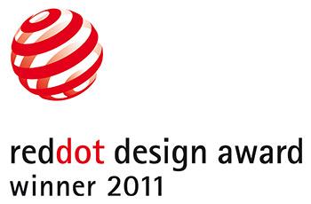 reddot design award winner 2011