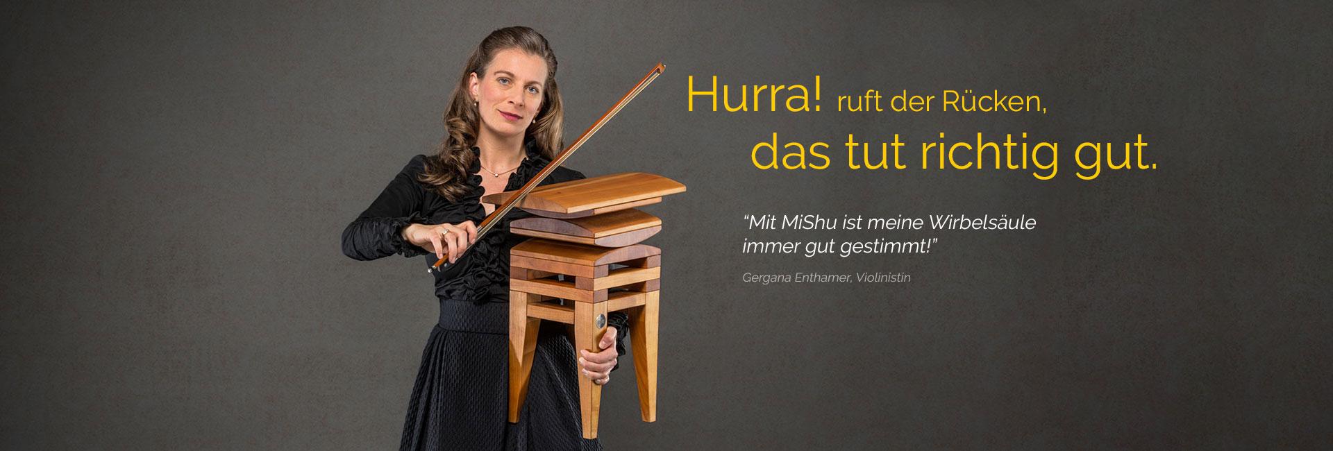 Musikerstuhl
